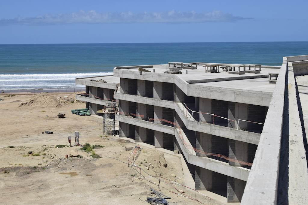 HOTEL MARRIOTT TAGHAZOUT 4