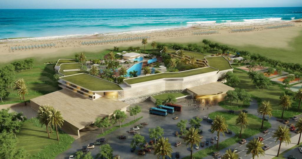 HOTEL MARRIOTT TAGHAZOUT 10