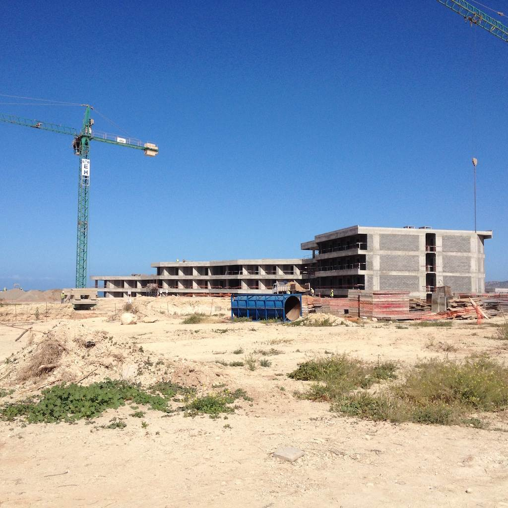 HOTEL MARRIOTT TAGHAZOUT 6