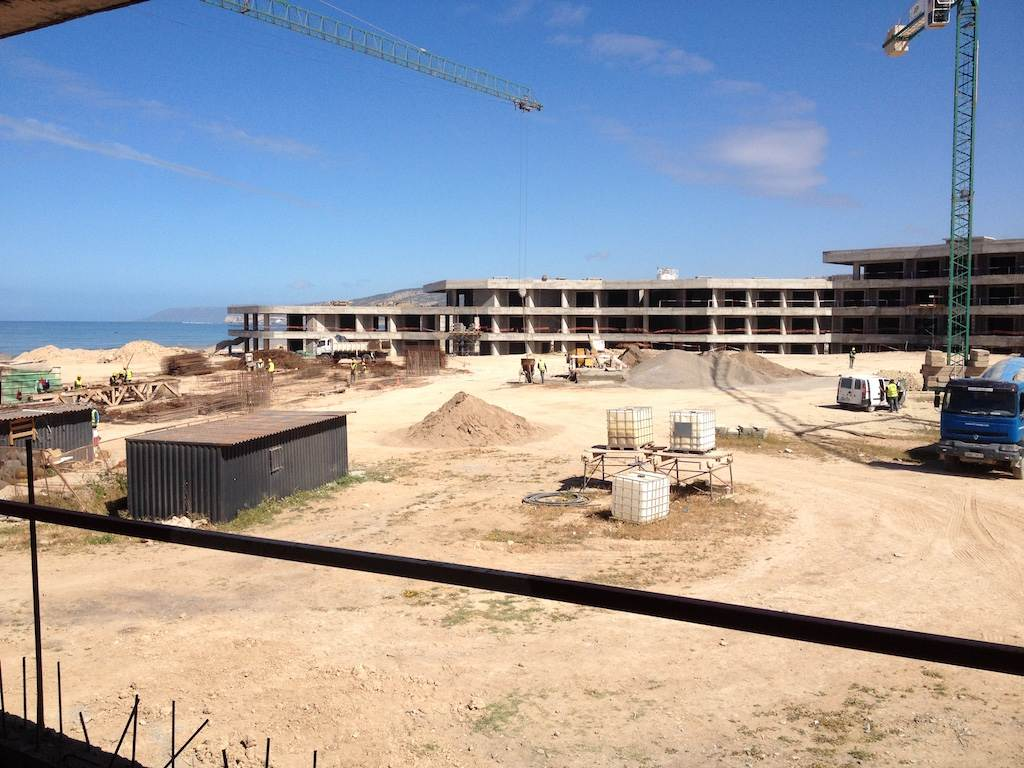 HOTEL MARRIOTT TAGHAZOUT 8