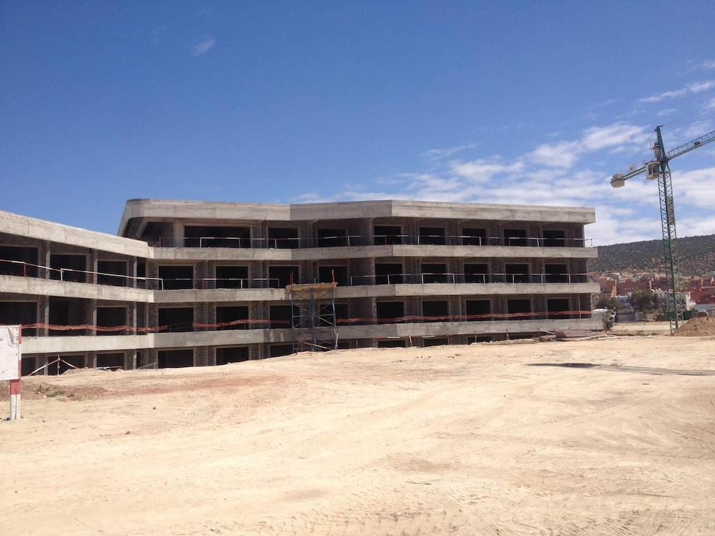 HOTEL MARRIOTT TAGHAZOUT 5