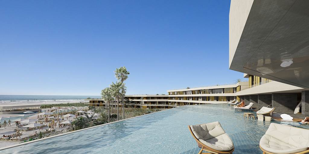 HOTEL MARRIOTT TAGHAZOUT 1
